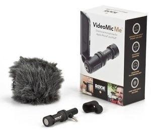 Røde Microfoon Video Mic