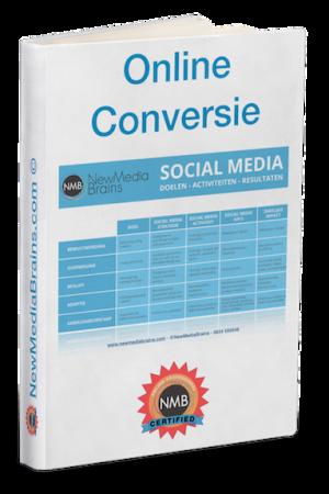 Social media: Conversie Schema