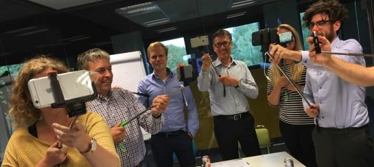 Smartphone Video training 1 dag
