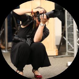 Fotograaf Anne Marie Hazenberg