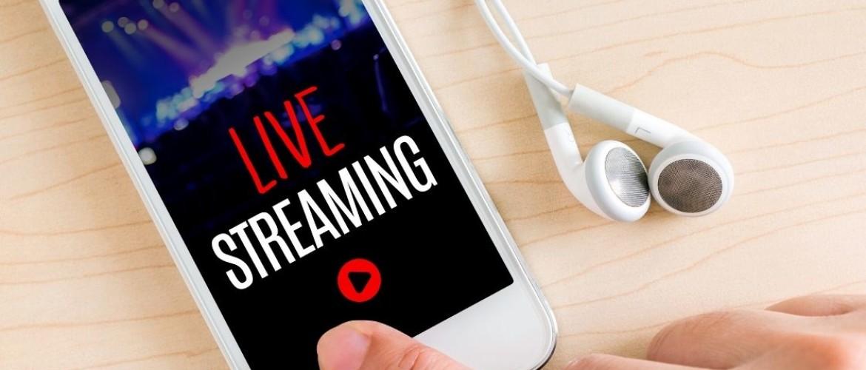 ideeën voor LIVE streaming
