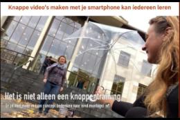 Video's maken met je telefoon