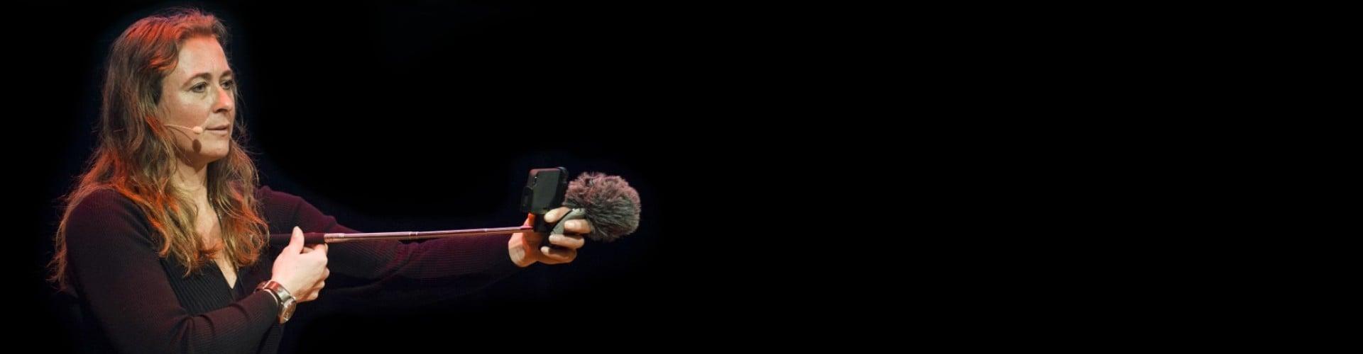 Filmen Smartphone Anne Marie Hazenberg