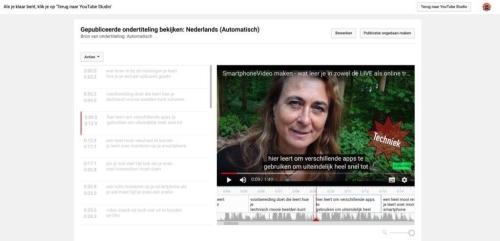 Voordelen en nadelen ondertitelen YouTube