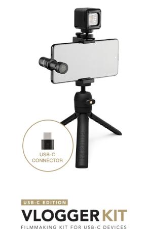 The USB-C Vlogger Kit