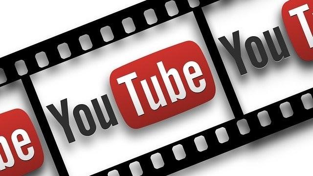 YouTube filmstrip
