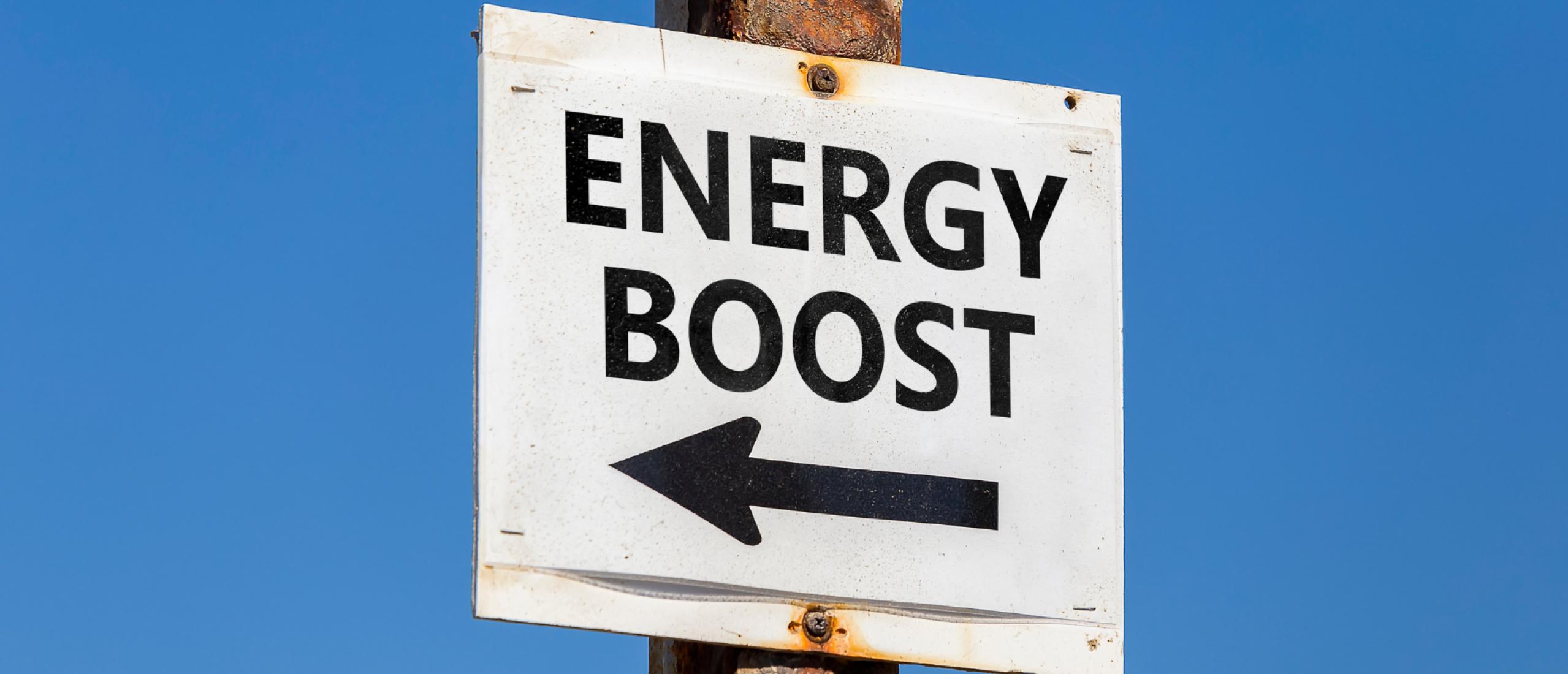 Minder Stress met meer Energie - 7 manieren om je energie te boosten