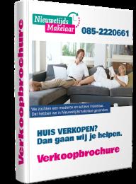 Brochure huis verkopen door Nieuwetijdsmakelaar
