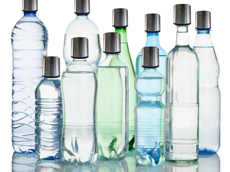 Nieuw Water Waterveredeling Flessen en Karaffen