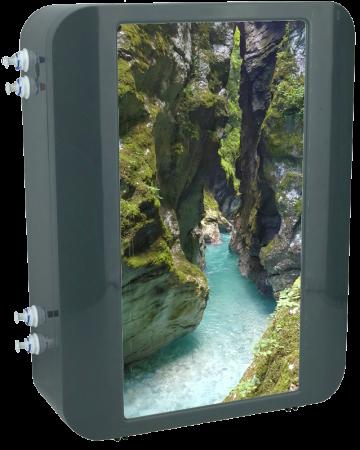 Natural Flow System voor omgekeerde osmose