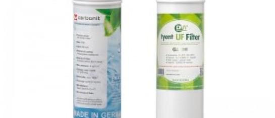 Tyent (1e) Koolstof + Membraan filter (Set) voor jaarlijks onderhoud