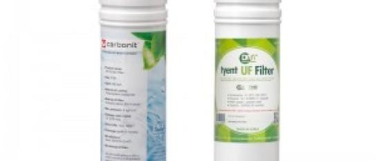 Carbonit EM-X Block filter + Membraan filter voor Tyent TL-9 en TL-11