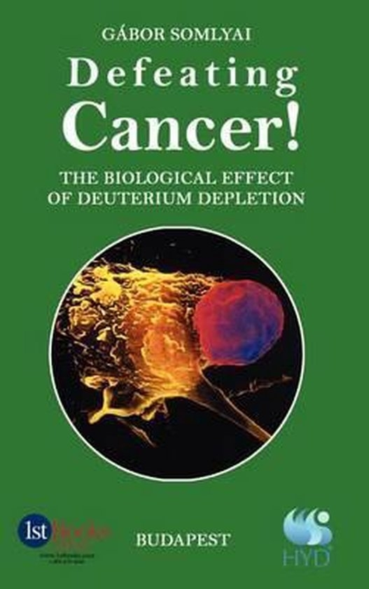 Cover Defeating Cancer ~ Gabor Somlyai