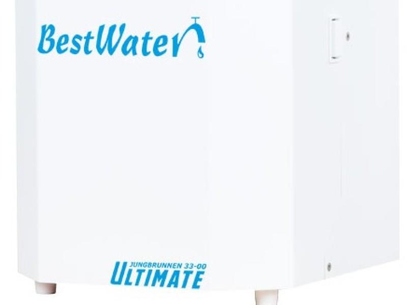 Nieuw Water Waterfilters + Revitalisatie