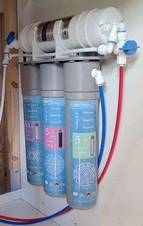 Nieuw Natural Flow Ultra Filtratiesysteem