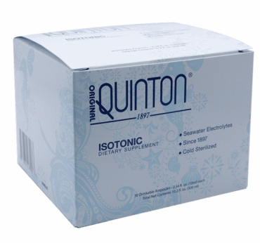 Quinton Isotonic galzen ampullen 30 x 10 ml