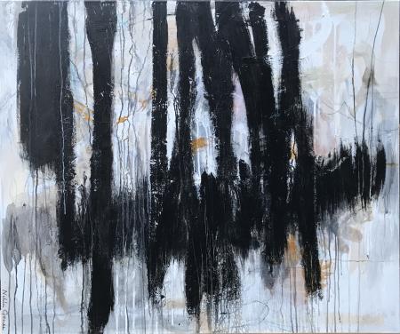 abstract schilderij painting