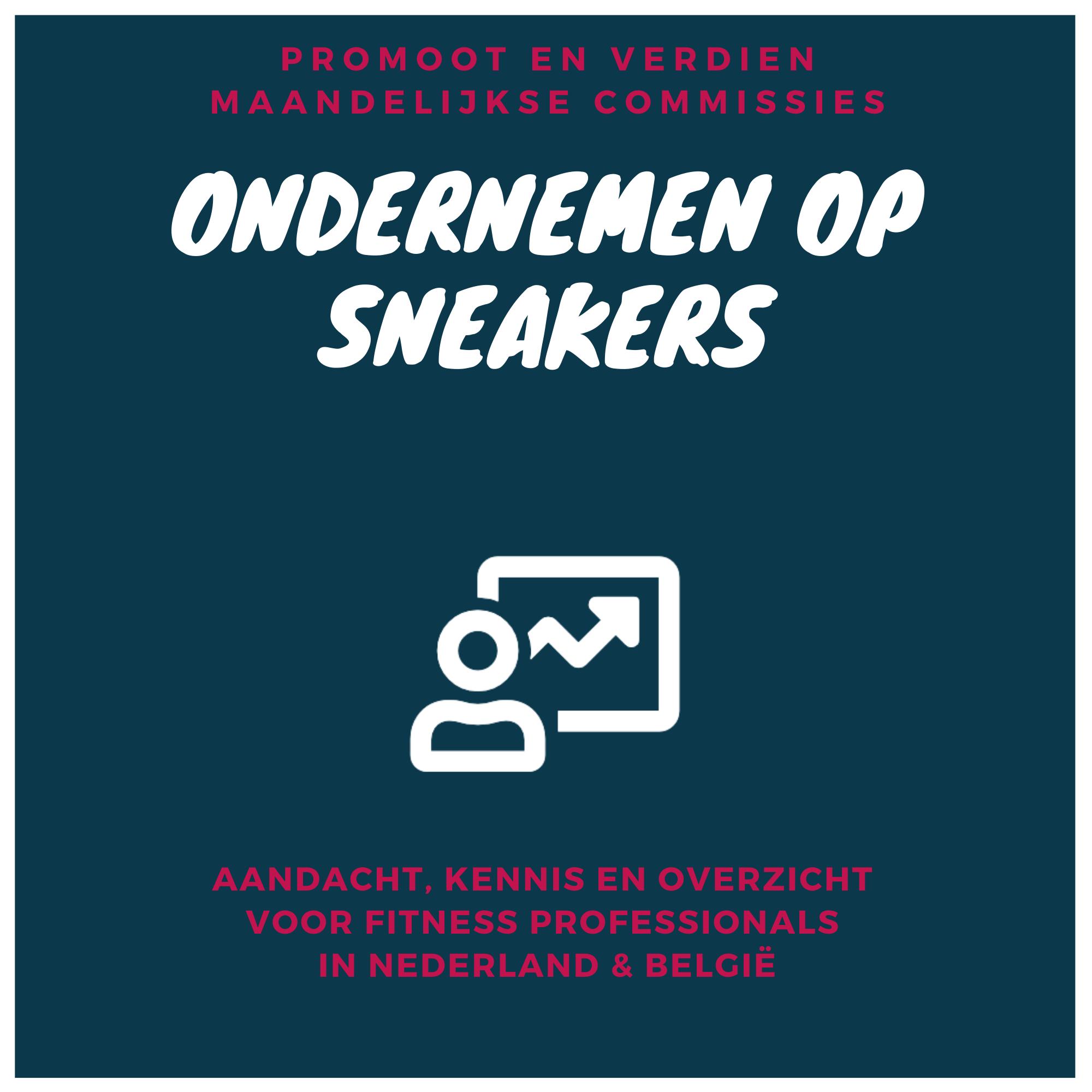 Ondernemen op Sneakers affiliate