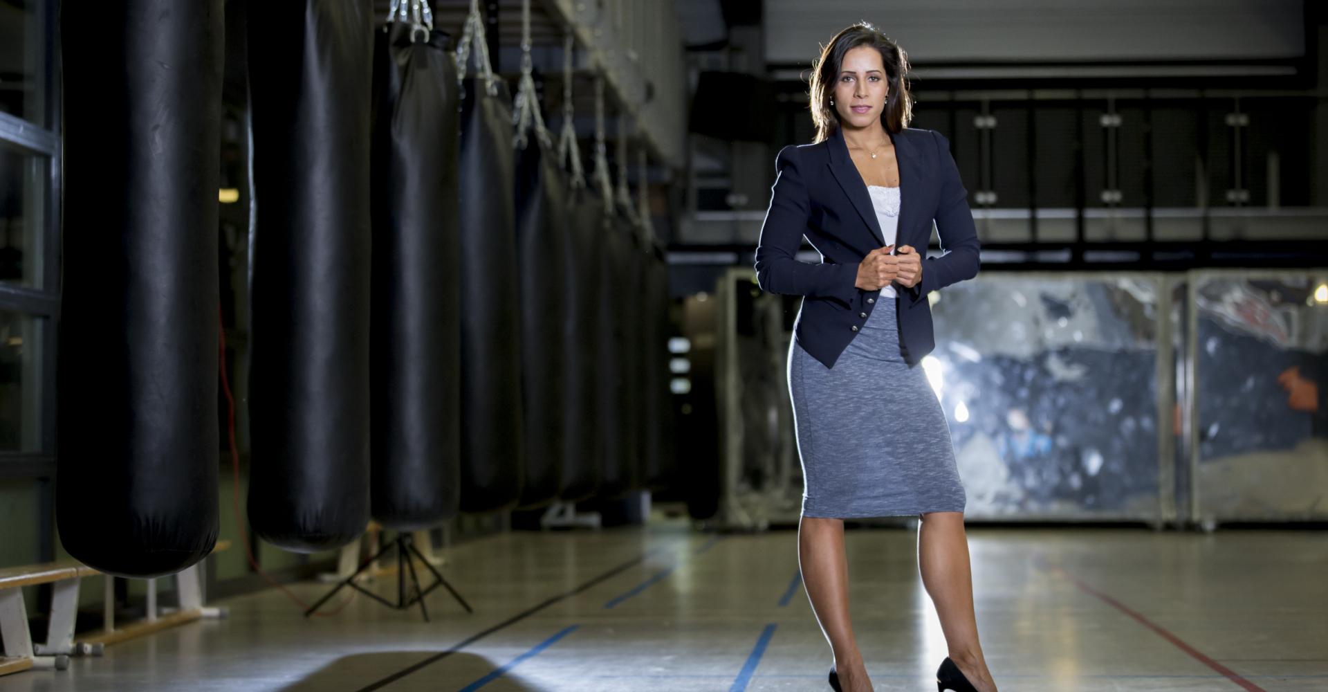Naomi Rinsampessy ondernemer - personal trainer