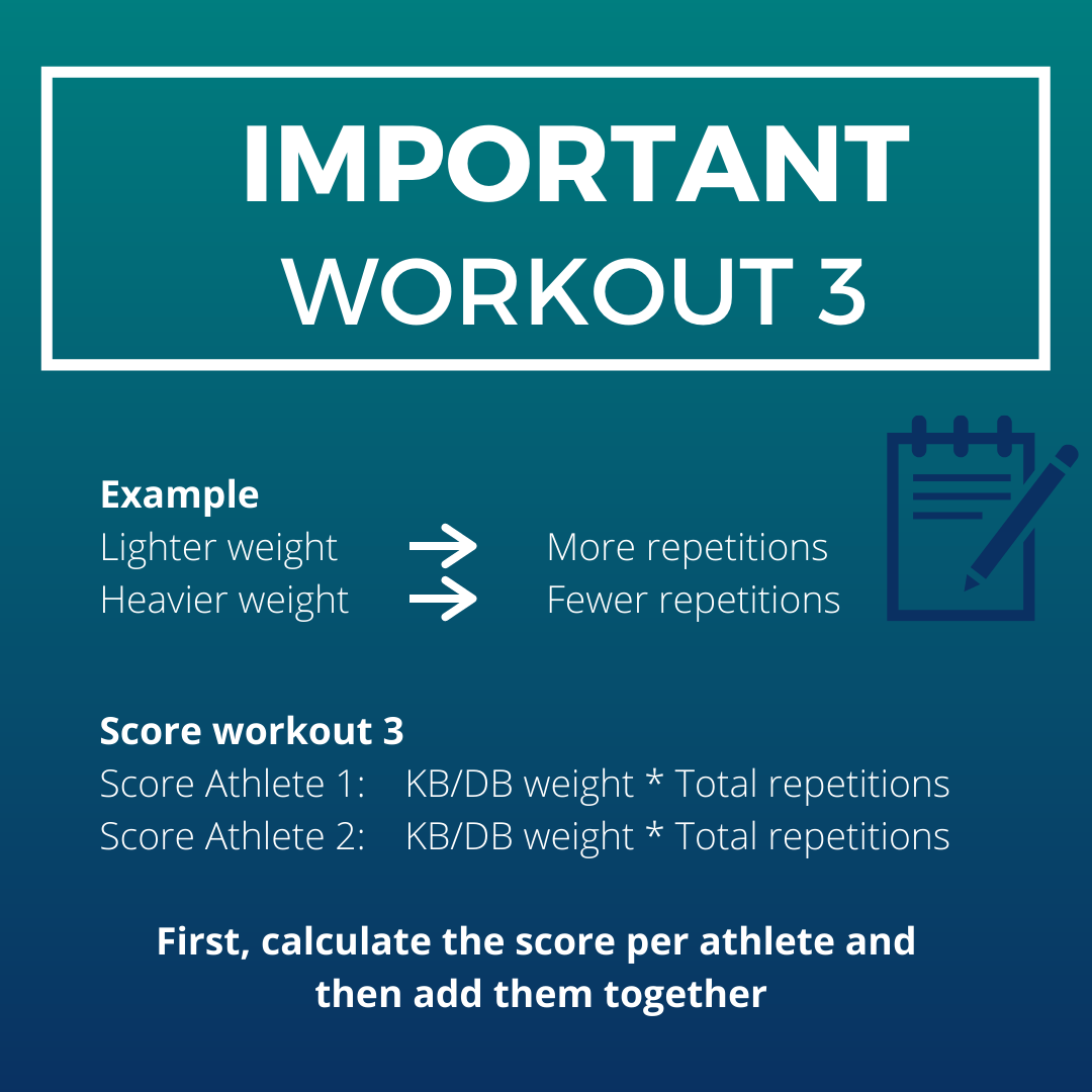 important workout 3 - support your box