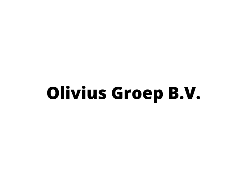 Olivius Groep B.V.Stichting Nederland CO2 Neutraal Leden - Olivius Groep B.V.