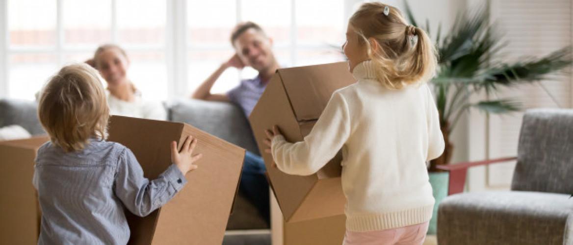 7  tips verhuizen met kinderen