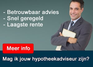 Beste hypotheekadviseur