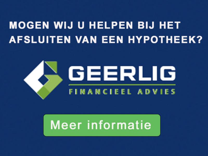 Hypotheekadvies Geerlig