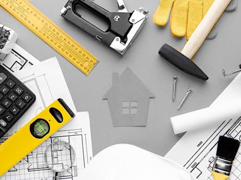 Meer informatie over het verbeteren en verbouwen van een huis.