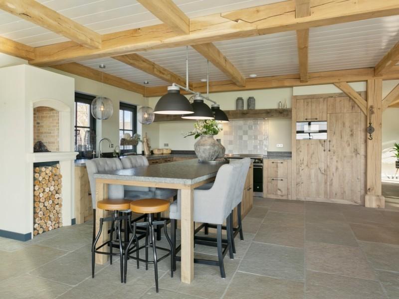 Keuken in landelijke stijl