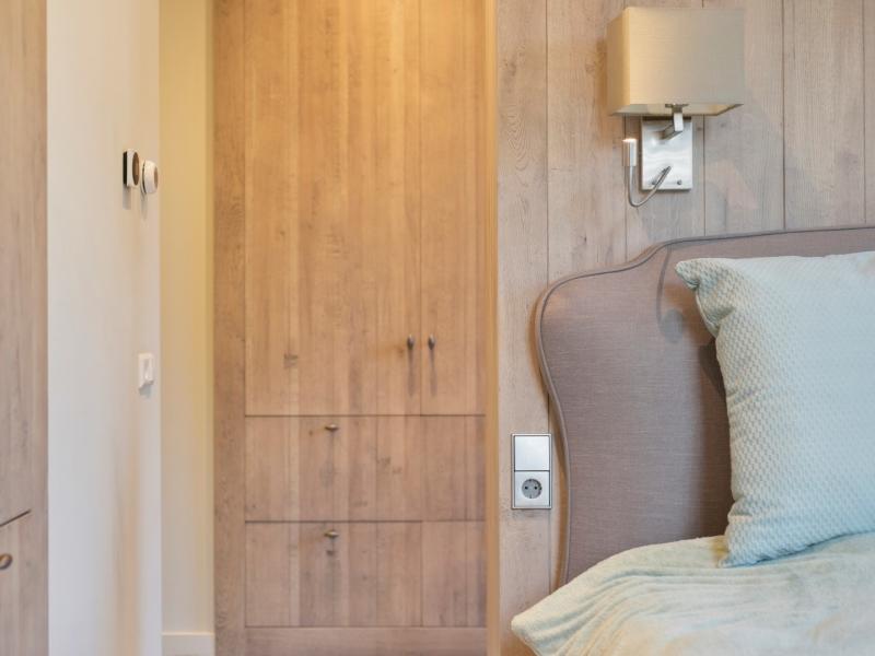 Landelijke slaapkamer meubels