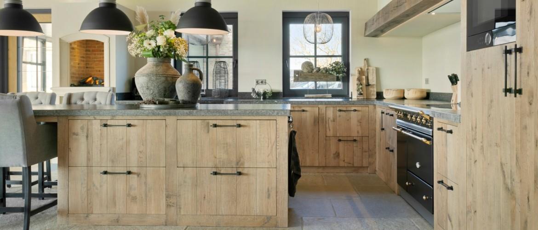 7 punten die van uw keuken een landelijke keuken maken