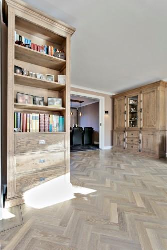 Perfect passende landelijke meubelen