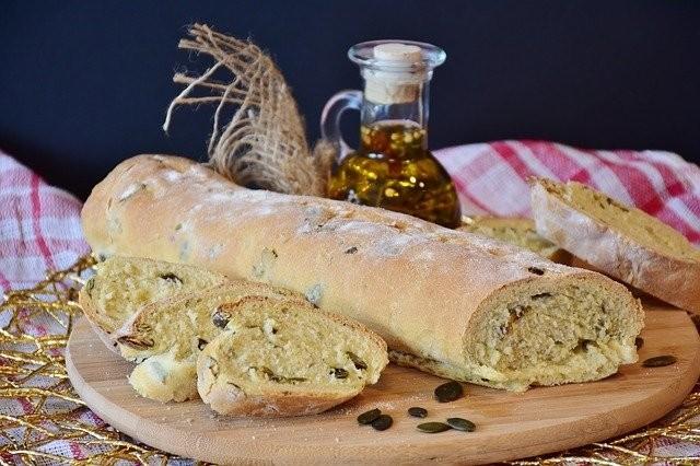 Brood uit stoomoven