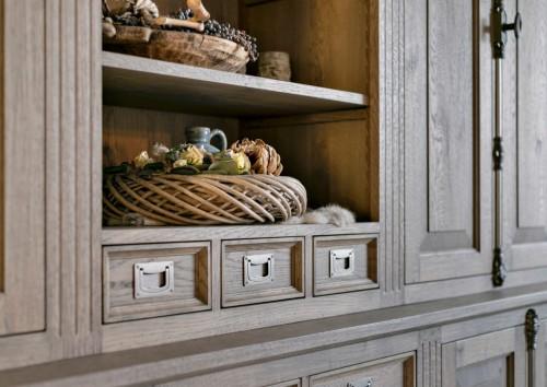 Unieke details landelijk eiken interieur