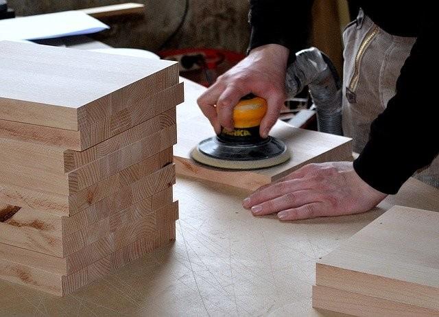 Handgemaakte keukens eikenhout