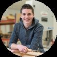 Johan Snel leerling meubelmaker
