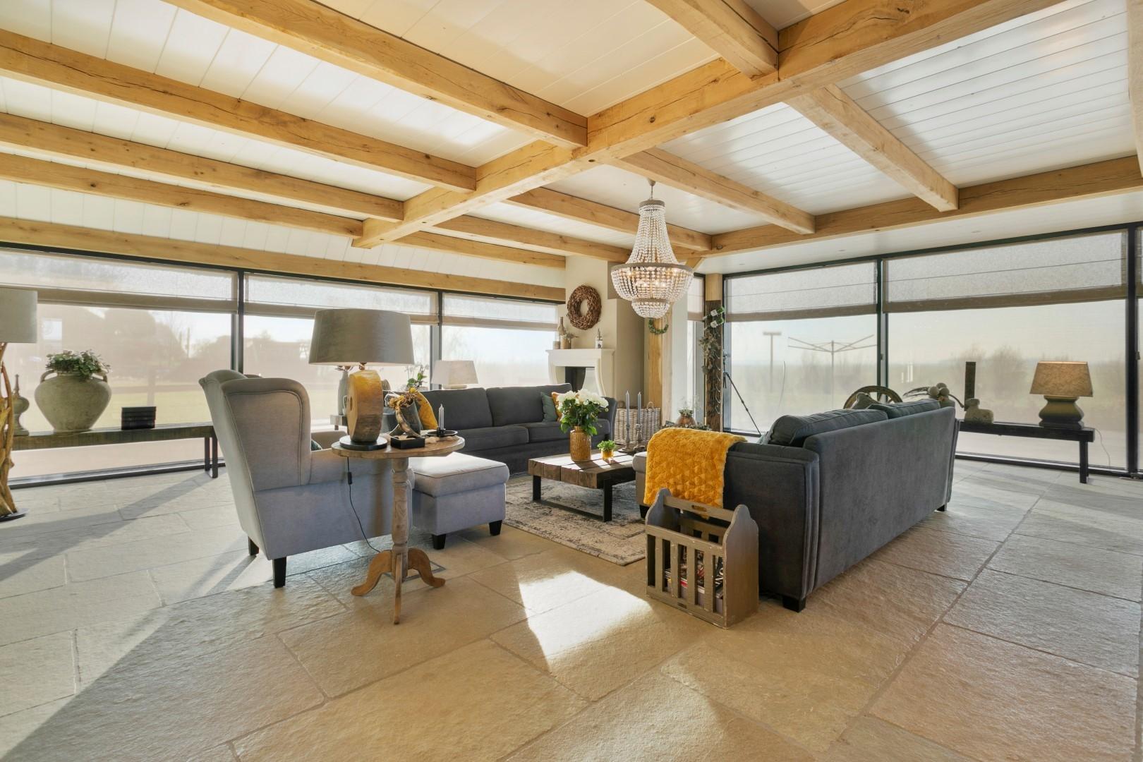 Landelijk wonen, landelijke meubels