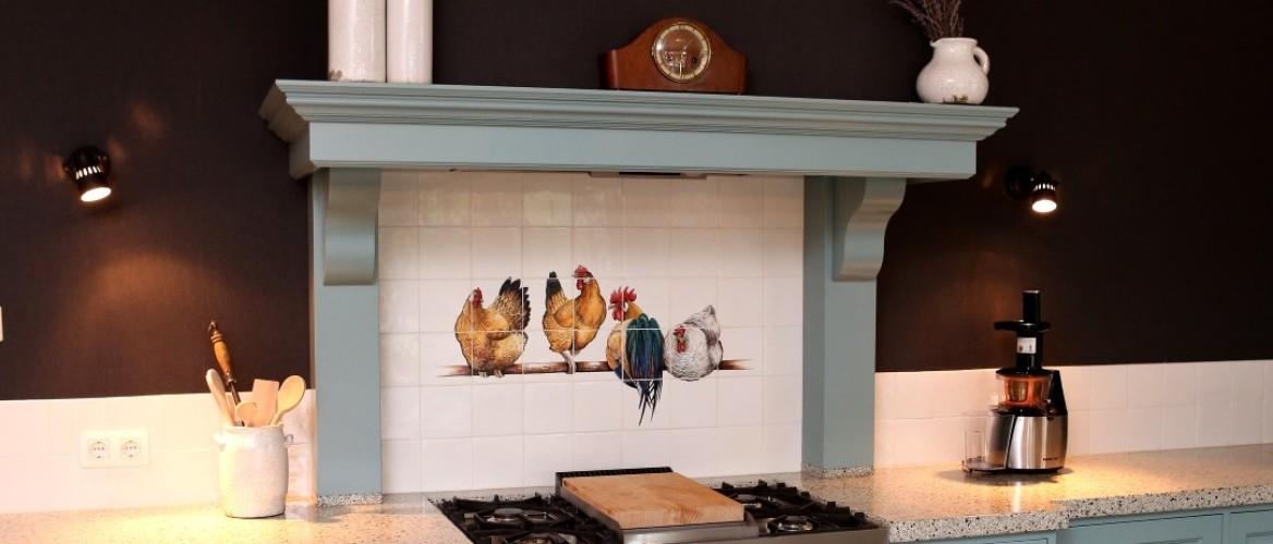 Passende afzuigkap voor uw landelijke keuken