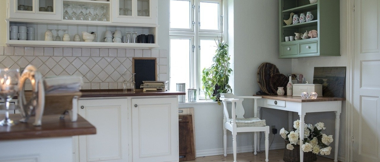 3 romantische ideeën voor uw handgemaakte keuken