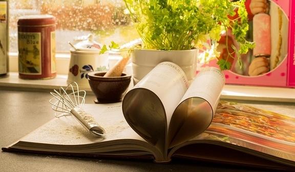 Romantische stijl landelijke keuken