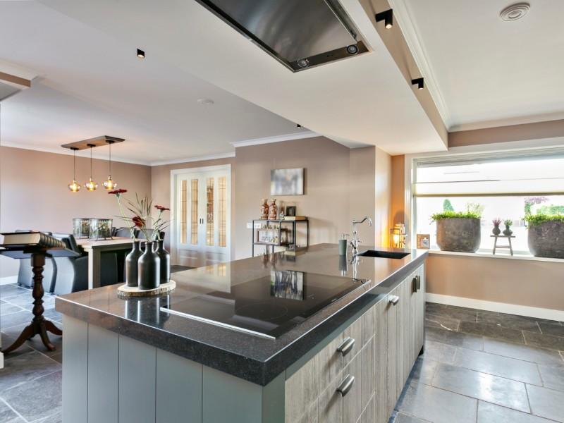 Landelijk interieur keuken