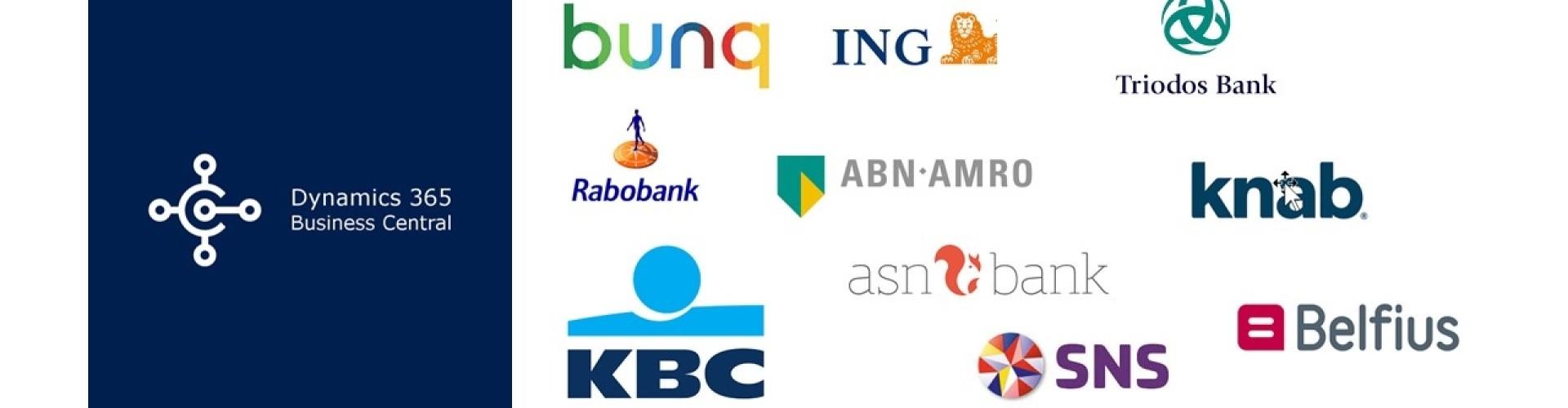 Automatische bankkoppeling Business Cebtral