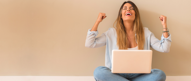 Online ondernemen: start before you're ready