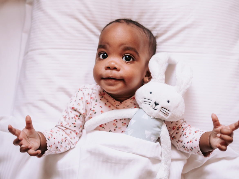 baby beter laten doorslapen