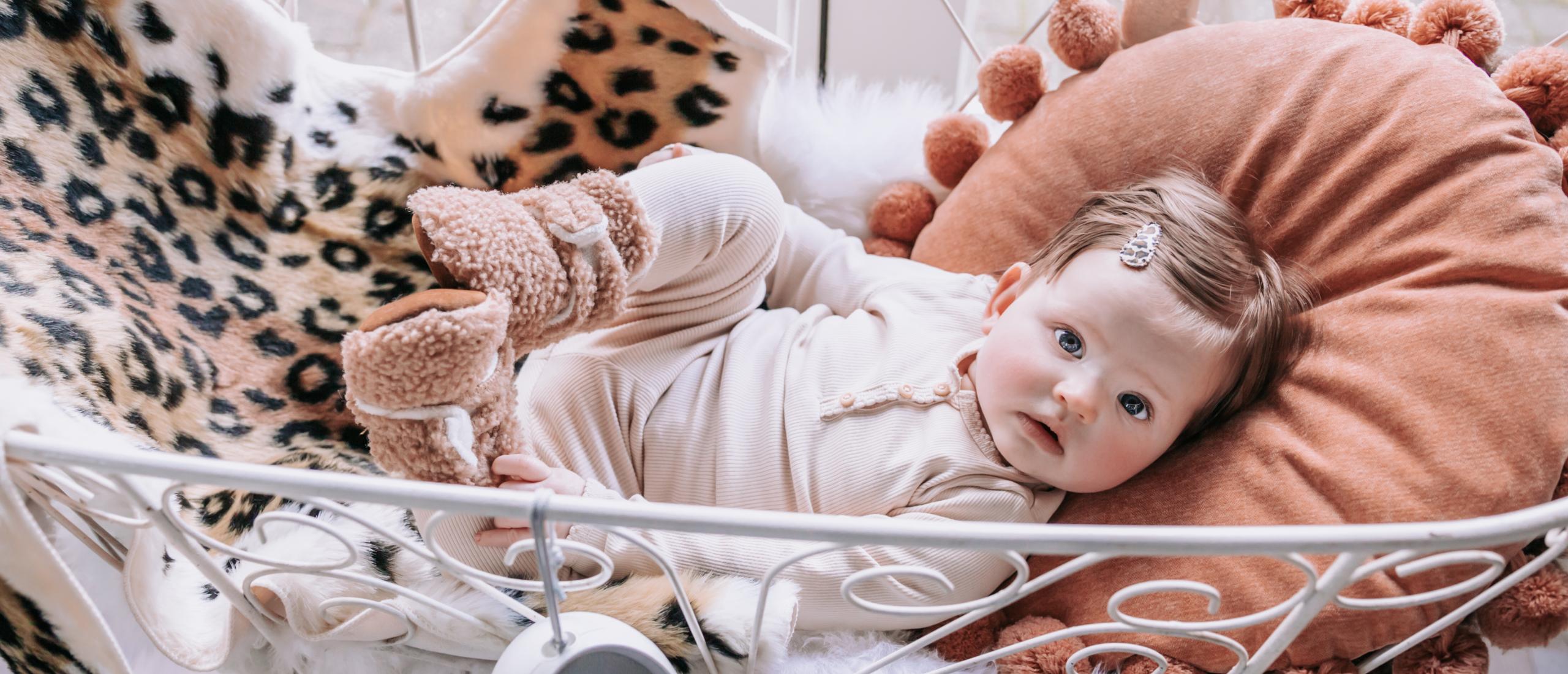 Hoe slaapt je baby veilig?
