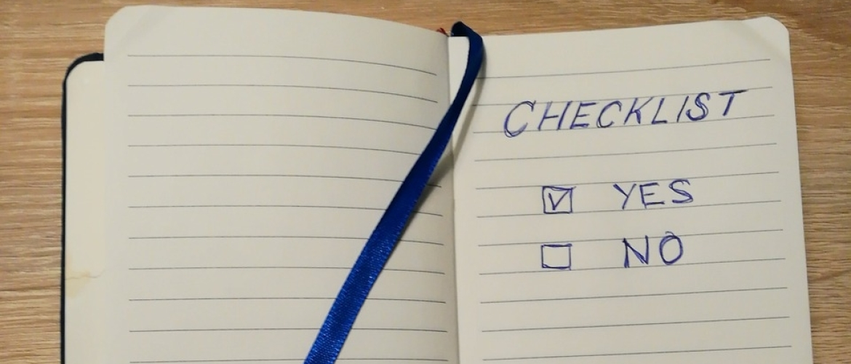 Babykamer checklist