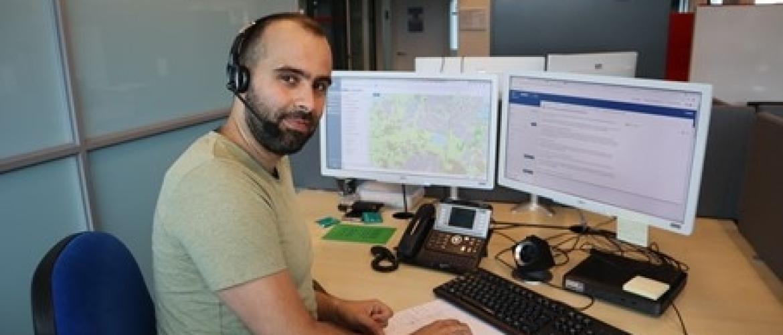 Van Syrische vluchteling naar klantenservice medewerker – het verhaal van Bakri