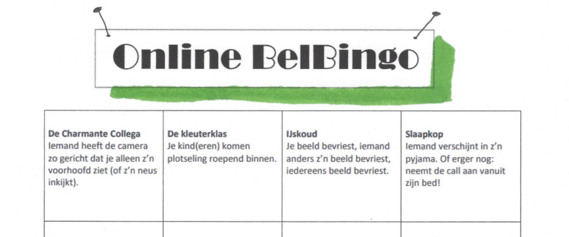 Download: Online Belbingo