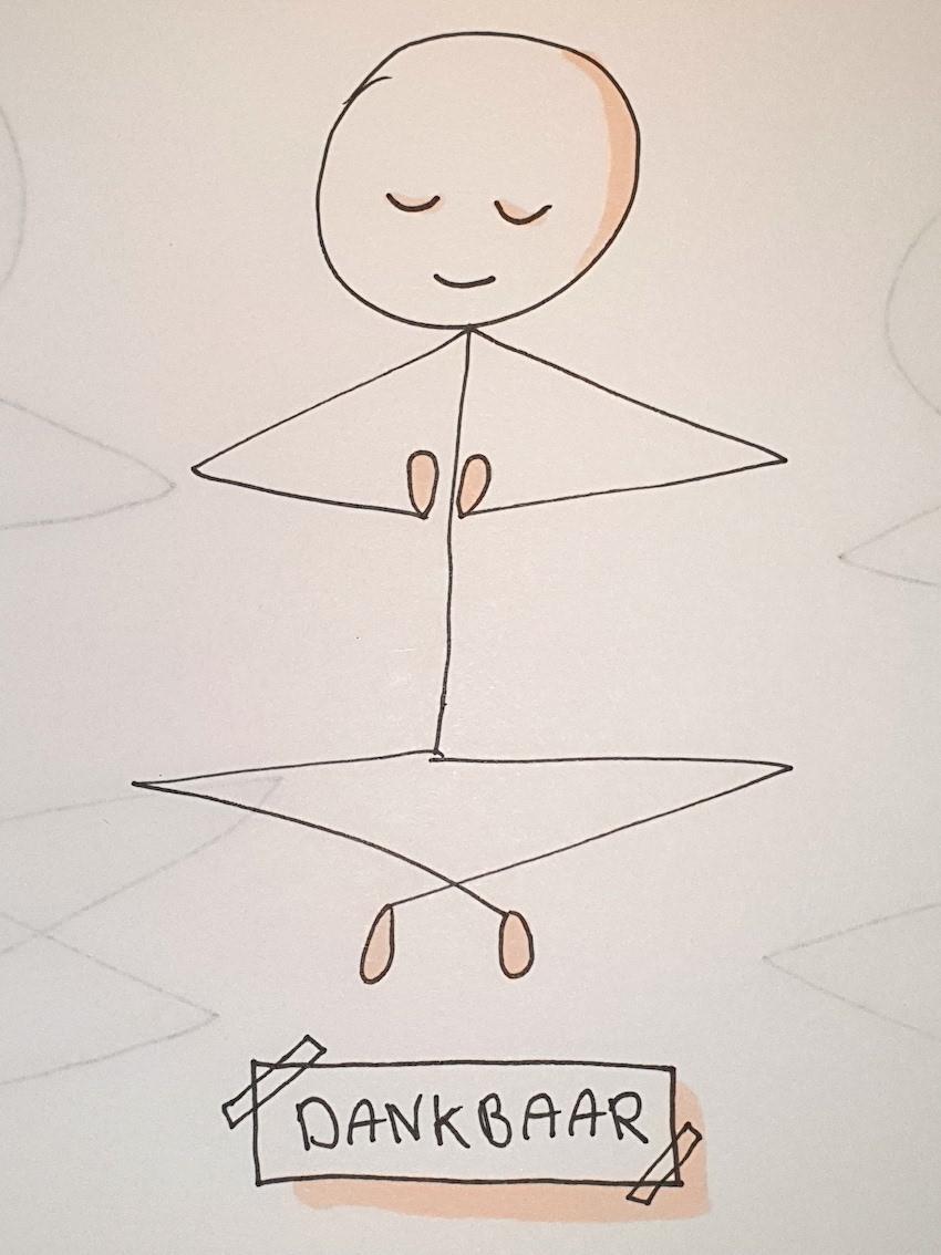 PowerPose Dankbaarheid